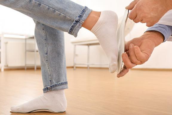 semelle orthopédique sur-mesure